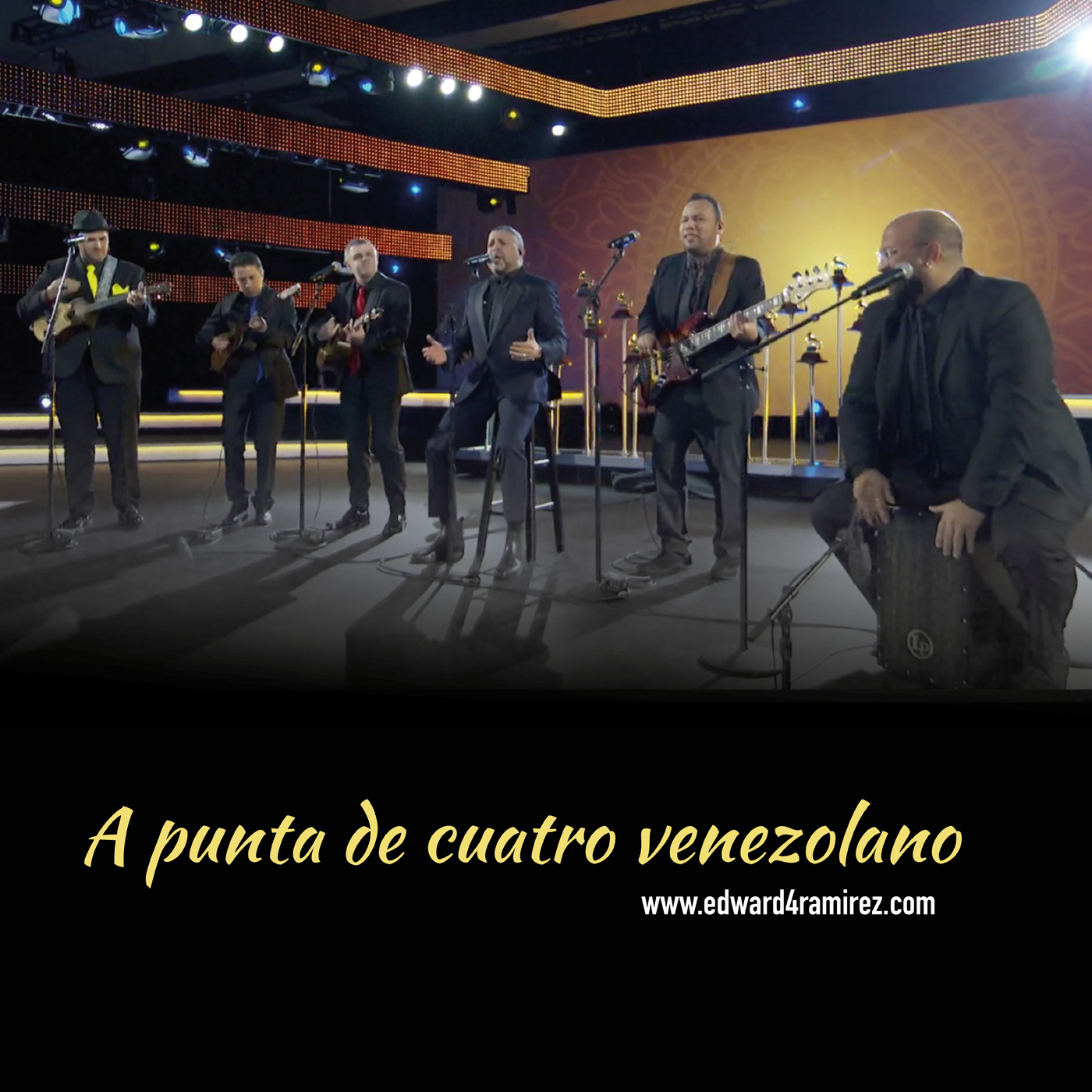 Luis Enrique + C4 Trío